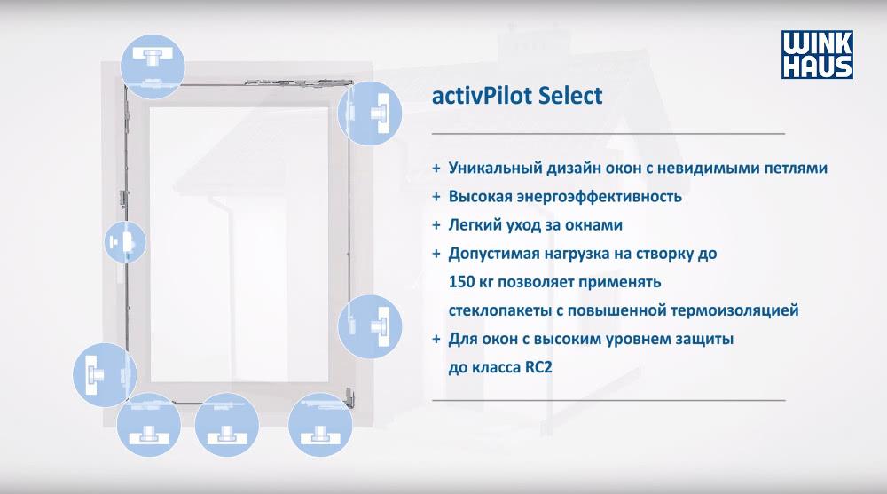 Winkhaus activPilot Select