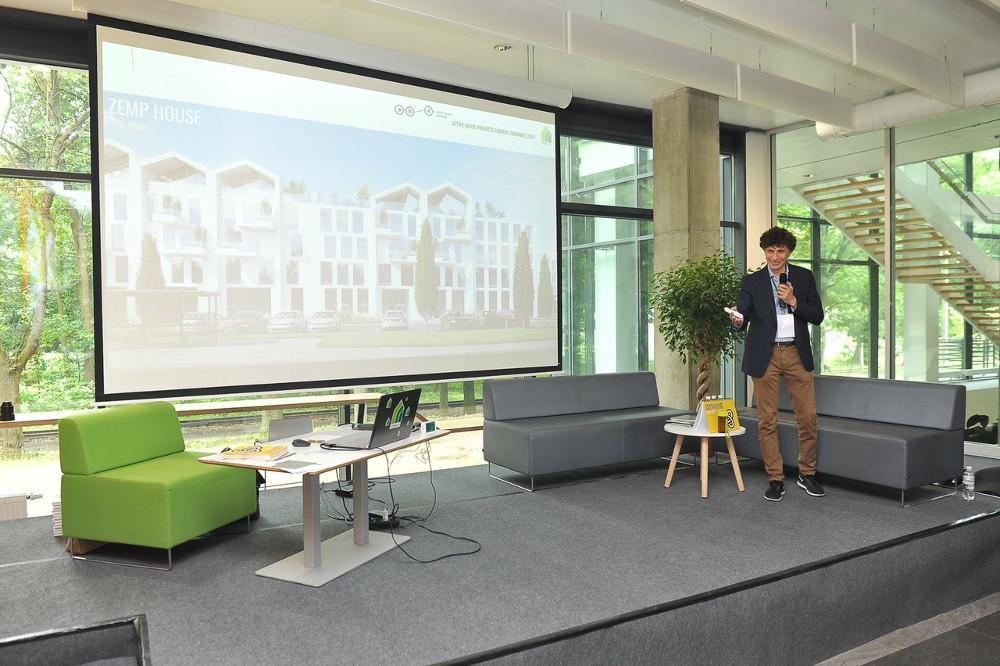 презентация Zemp House