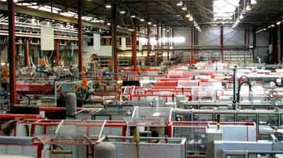 Производственные площади в г. Карлсруэ