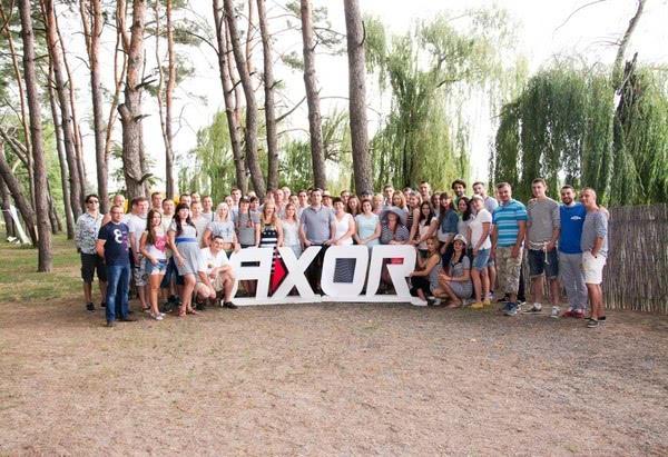 Компания AXOR INDUSTRY отпраздновала 6-летие