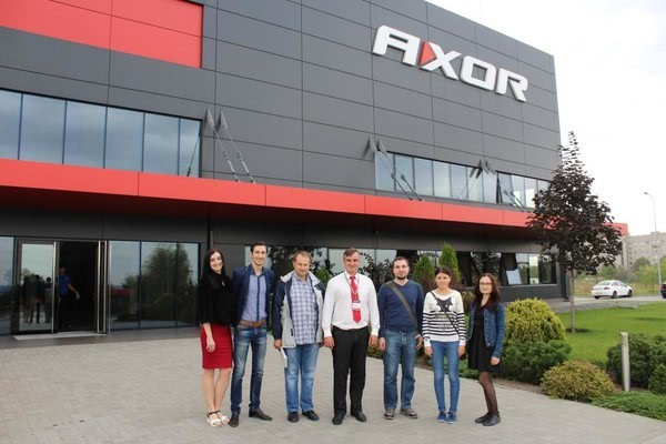 В AXOR Academy прошел семинар для представителей компании-партнера