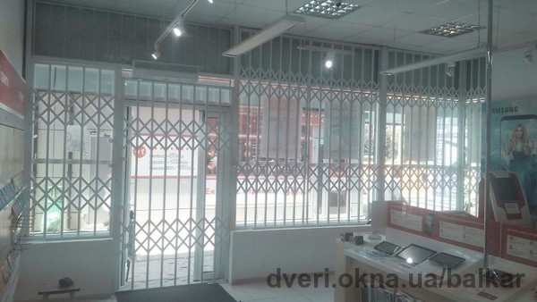 Компания Балкар-Днепр не подняла цену на двери и раздвижные решетки!