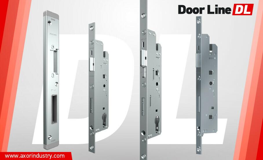 Скидка 5% на дверные замки Door Line DL торговой марки AXOR
