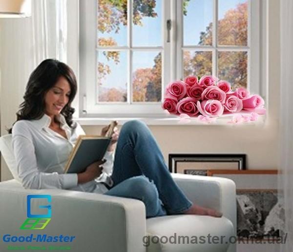 Приятный сюрприз от компании Good Master для ваших близких к празднику весны - бесплатный ремонт окон без замены запчастей!