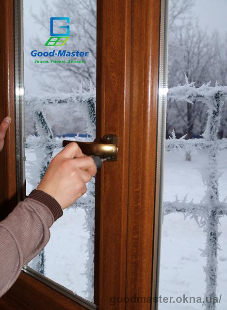 Хватит мерзнуть, и без конца регулировать ваши пластиковые окна, утепляемся один раз и навсегда!