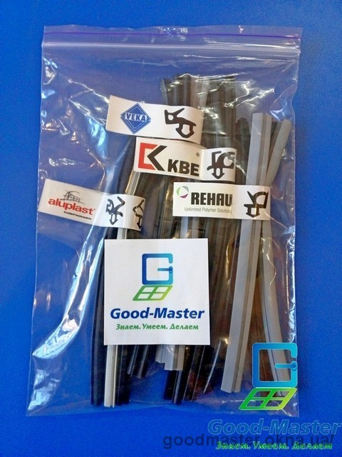 Замена уплотнительной резины своими руками — новинка от компании Good Master