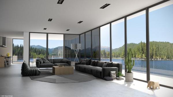 AGC Group сообщила о планах в 2018 году вывести на рынок интерактивное энергосберегающее стекло