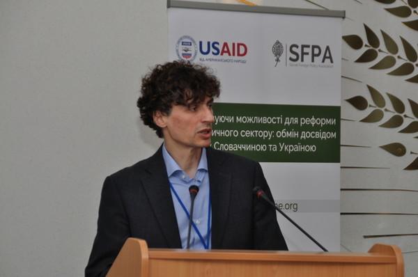 OKNA.ua выступили на открытии Международной конференции «Способствуя энергоэффективности в Украине: лучшие практики из Словакии»