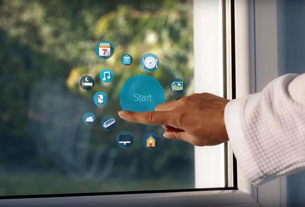 Компания Drutex представила интеллектуальное окно