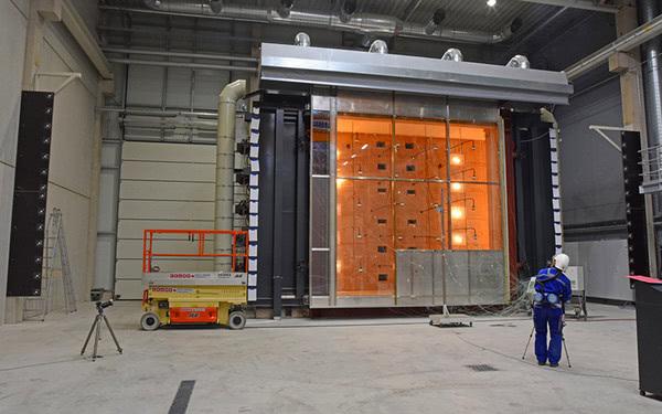 Ift Rosenheim пополнится еще тремя стендами для испытаний пожаробезопасности