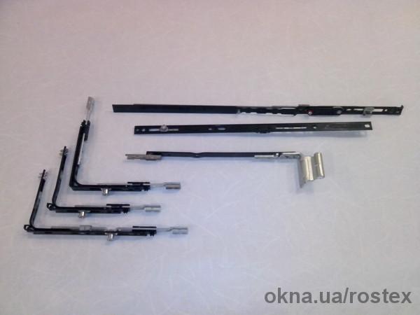 Специальные цены на фурнитуру для окон ROTO NT-S (черного цвета)