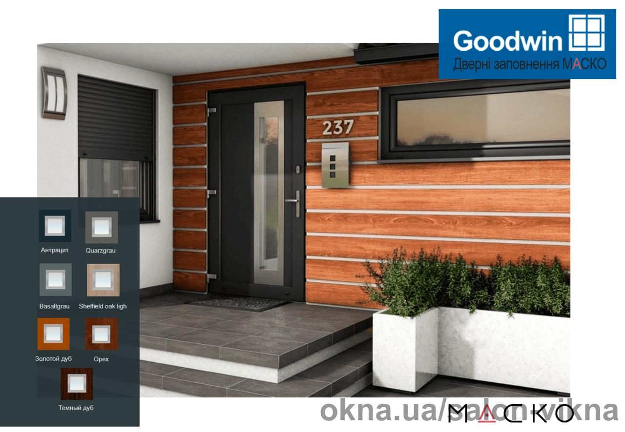 Современные двери с новым заполнением MACKO!