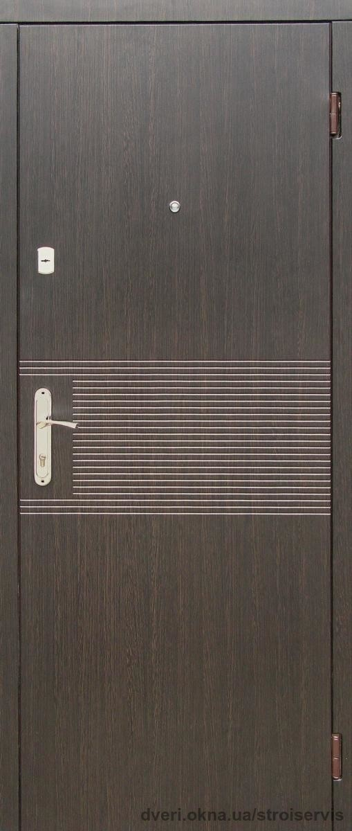 Новинка на складе — двери Редфорт Лайн в квартиру
