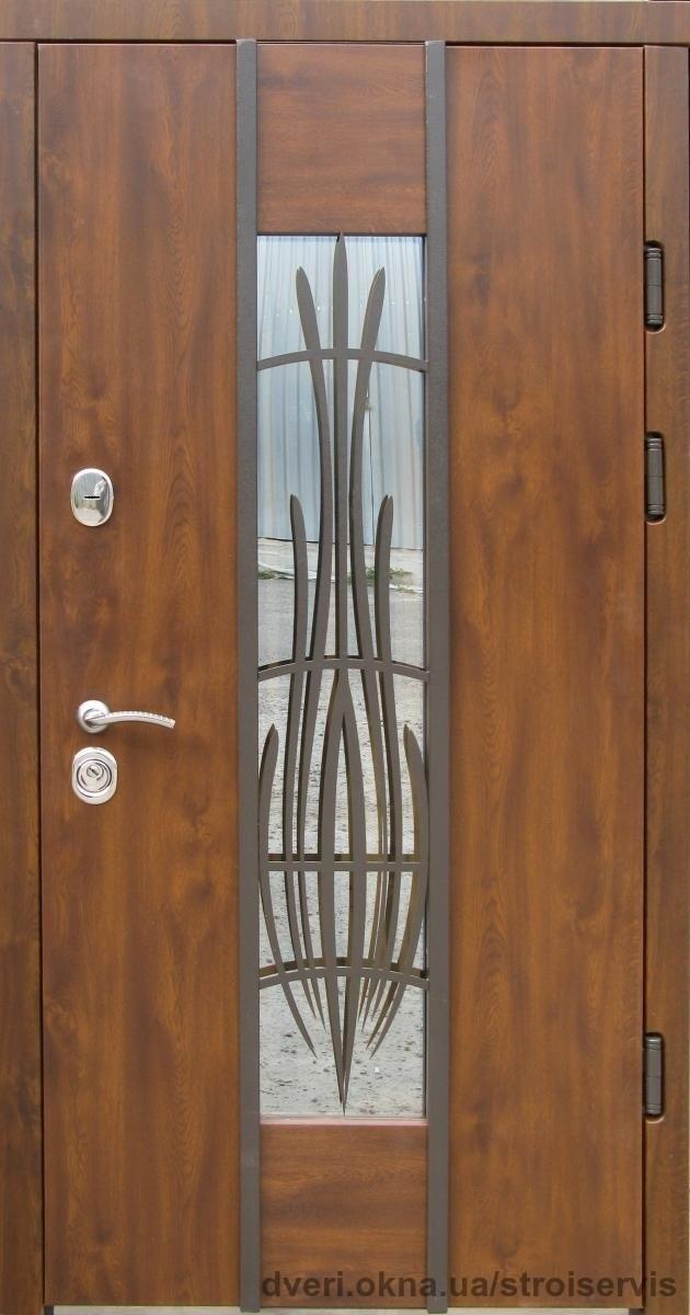 Новинка на складе: металлические входные двери Редфорт Авеню