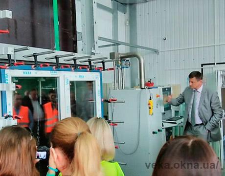 VEKA Украина провела семинар для дилеров