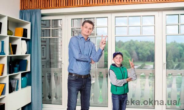Стартует новая рекламная кампания VEKA на ТВ и в INTERNET