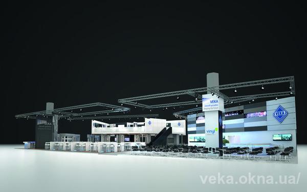VEKA на выставке Fensterbau Frontale 2018