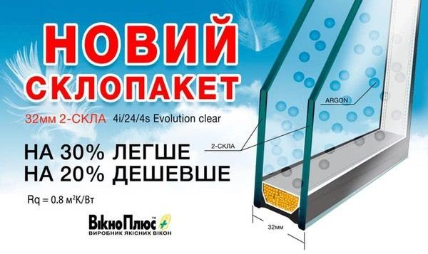 Мультифункциональное стекло по цене энергоэффективного