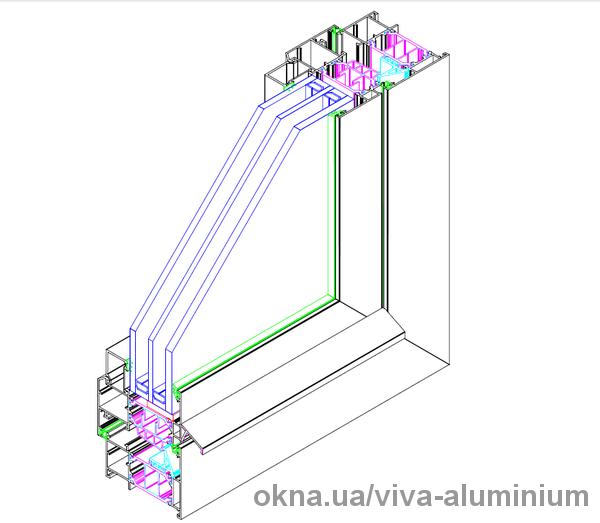 Обновление систем Viva-aluminium: 70 Серия уже в наличиии