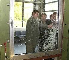 Безопасные окна Rehau класса RC2 (N)
