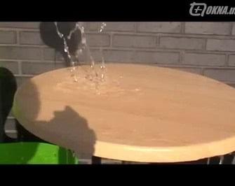 Впечатляющее видео о свойствах Werzalit
