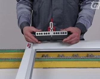 Видеоинструкция по сборке окна с фурнитурой AXOR
