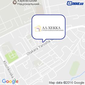 AL-Hekka на карте