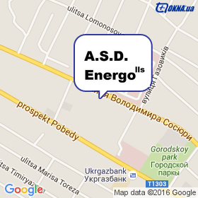 A.S.D. Energo на карте