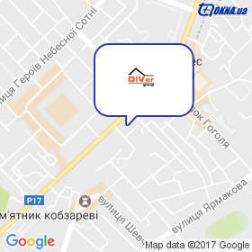 OLVer group на мапі