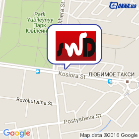 SWD-маркет на карте