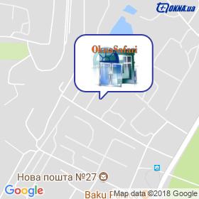 Окна - Сафари на карте