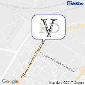 VelesRiD на мапі