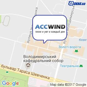 ACCWIND на карте