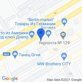 Алексеенко на карте