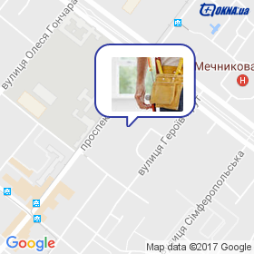 АЛЕНДІ на мапі