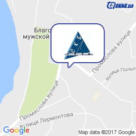 СКБ-ГРУП на мапі