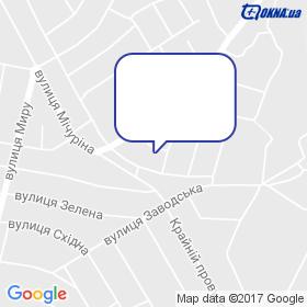 Алюкс на мапі