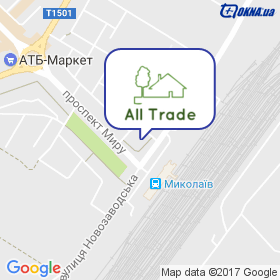 All Trade на карте