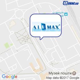 АЛЮМАКС на карте