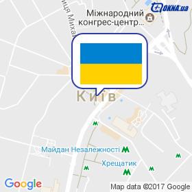 Алюмострой на мапі