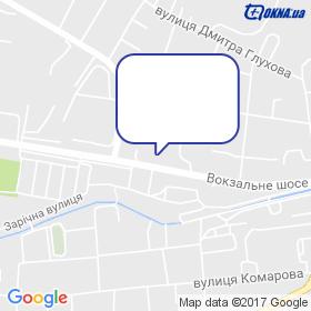 Амтек ЛТД на мапі