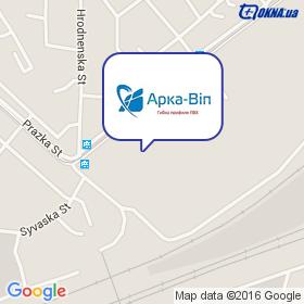 Арка-ВИП на карте