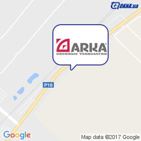 АРКА-ПЛЮС на карте