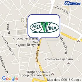 Art-Nika на карте