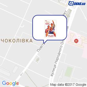 АРТЕЛЬ на мапі