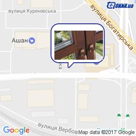 ArtHome на мапі