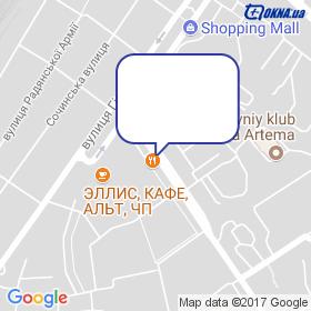 Васильєв на мапі
