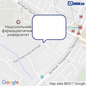 АСФАТУМ на мапі