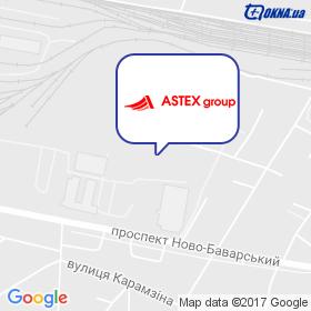 Astex-group на карте