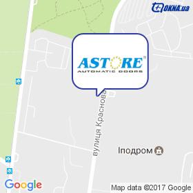 Astore на карте